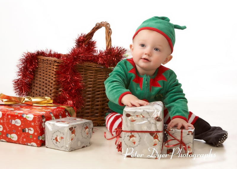 Christmas card studio shoot, Enfield_012