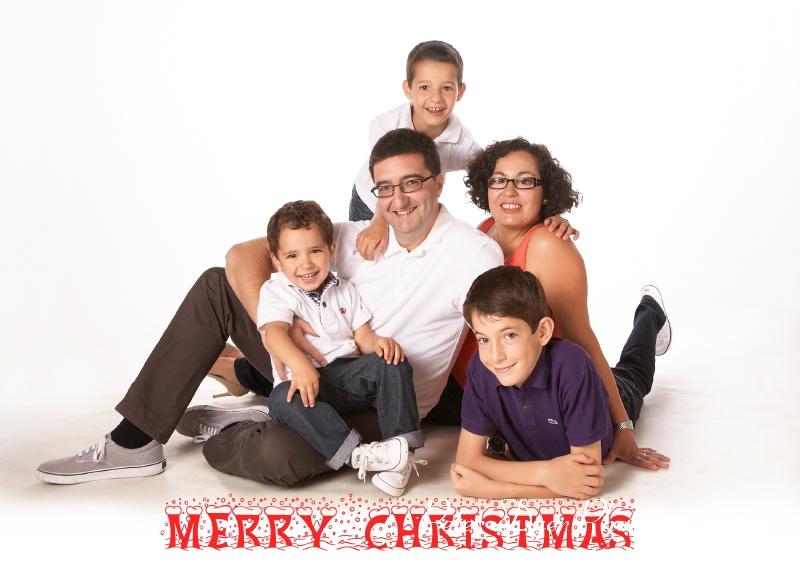Christmas card studio shoot, Enfield_015