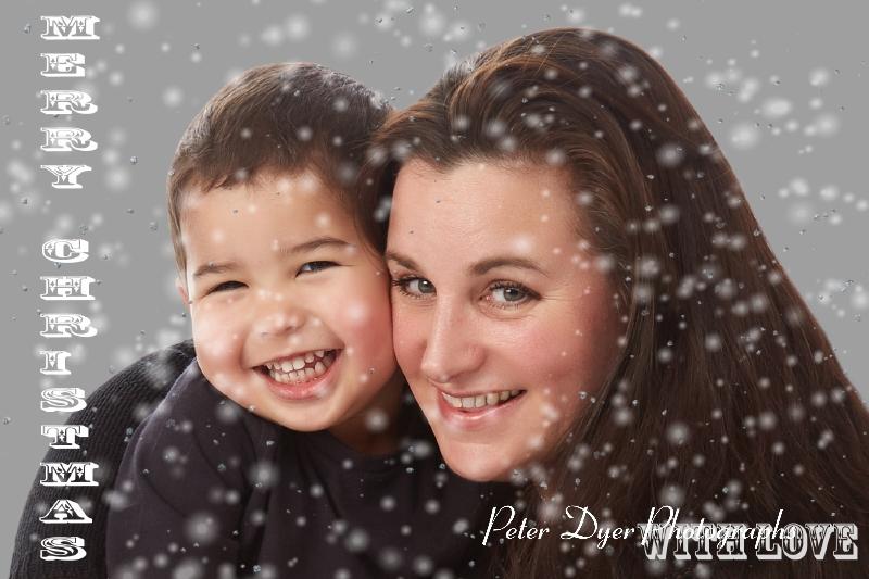 Christmas card studio shoot, Enfield_018