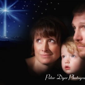 Christmas card studio shoot, Enfield_001