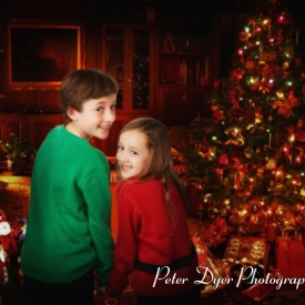 Christmas card studio shoot, Enfield_006