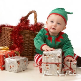 Christmas card studio shoot, Enfield_012