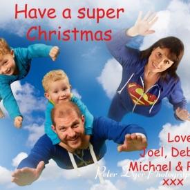 Christmas card studio shoot, Enfield_013