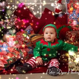 Christmas card studio shoot, Enfield_016