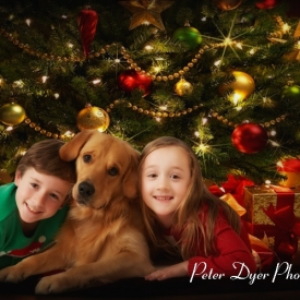 Christmas card studio shoot, Enfield_020