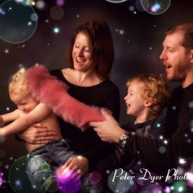 Christmas card studio shoot, Enfield_021