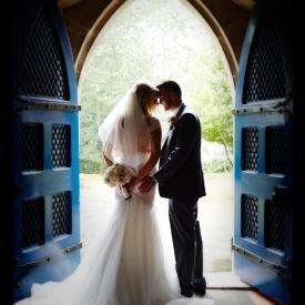 St-John-&-St-Lukes-Clay-Hill-Enfield-Wedding-Photographs-1