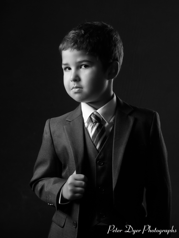 Childrens Portrait by Peter Dyer Photographs 001