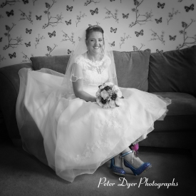 Bridal Wedding Photography by Peter Dyer Photographs 4
