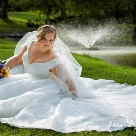 Essenden Country Club Wedding Photography by Peter Dyer Photographs 023