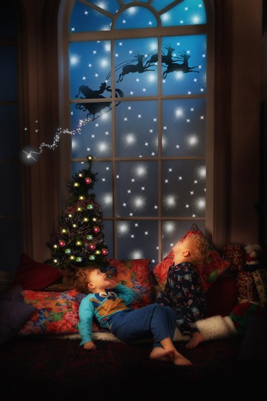 Christmas card studio shoot, Enfield_003