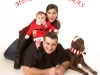 Christmas card studio shoot, Enfield_007