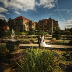 Fanhams Hall Wedding Photography_by Peter Dyer Photographs_11