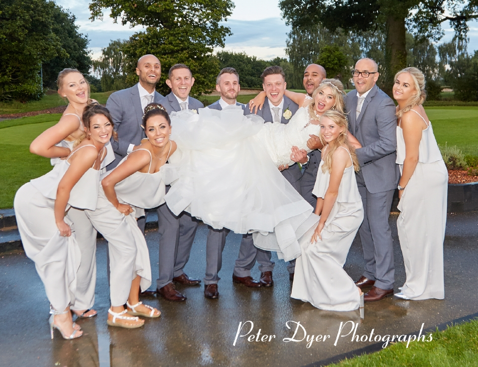 Crews Hill Wedding Photography by Peter Dyer Photographs 006