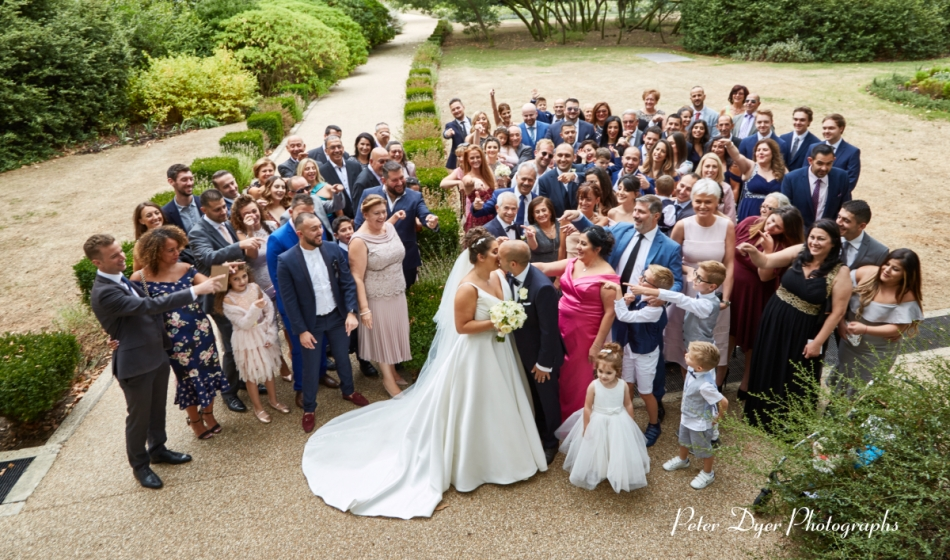 Jumeirah Carlton Tower Wedding Photography by Peter Dyer Photographs 016
