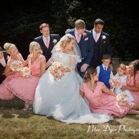 London Wedding Photography by Peter Dyer Photographs 015