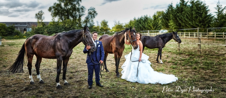 Country Wedding Photography by Peter Dyer Photographs 015