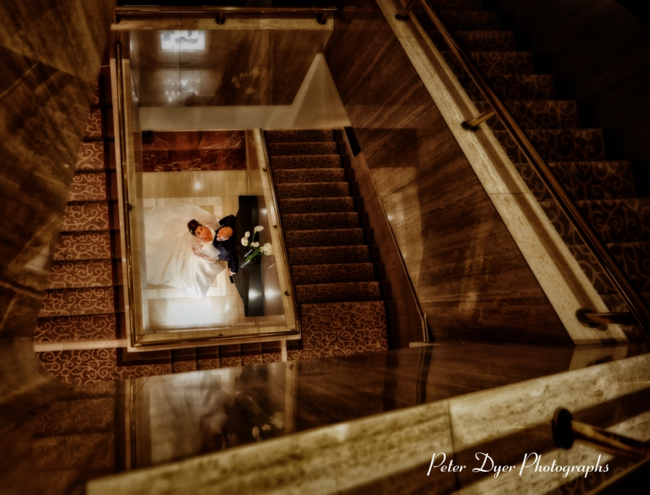 Jumeirah Carlton Tower Wedding Photography by Peter Dyer Photographs 048