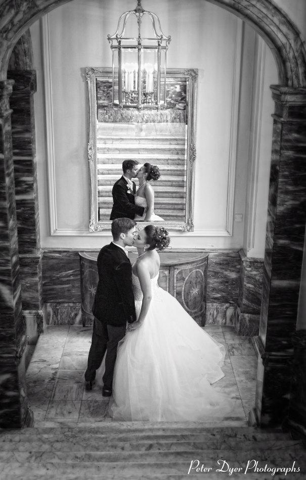 Landmark Hotel Wedding by Peter Dyer Photographs 004