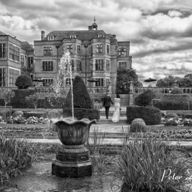 Fanhams Hall Hotel Wedding Photography by Peter Dyer Photographs 026