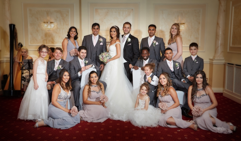 The Regency Banqueting Suite Wedding Photography_by Peter Dyer Photographs_24