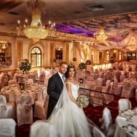 The Regency Banqueting Suite Wedding Photography_by Peter Dyer Photographs_19