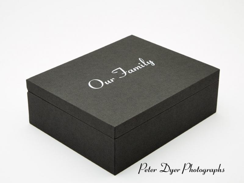 Studio USB print box