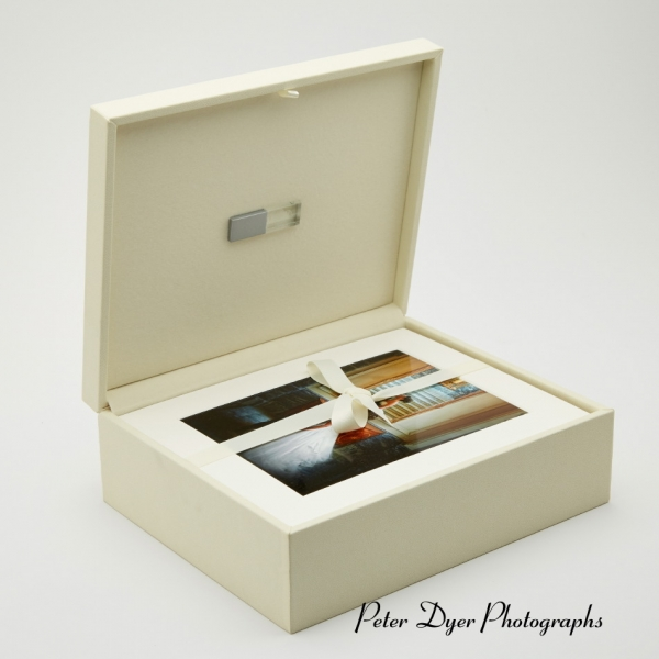 Wedding USB Print box