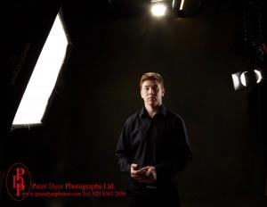 photographic studio set ups