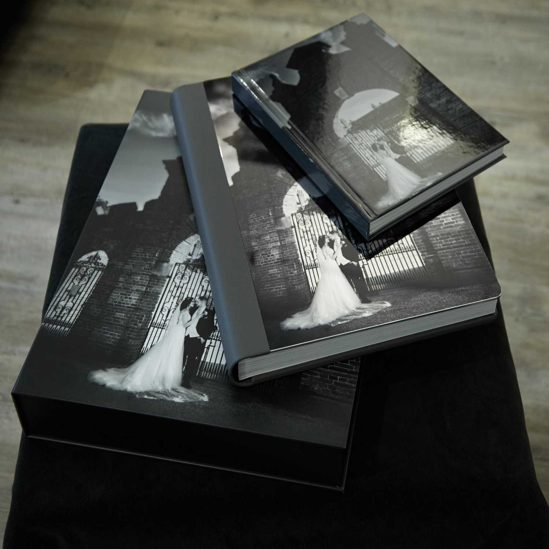 Art box and Parent book